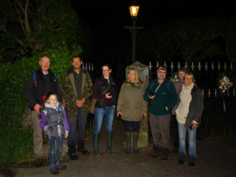 2019 Public Bat Walk at Rosliston Forestry Centre