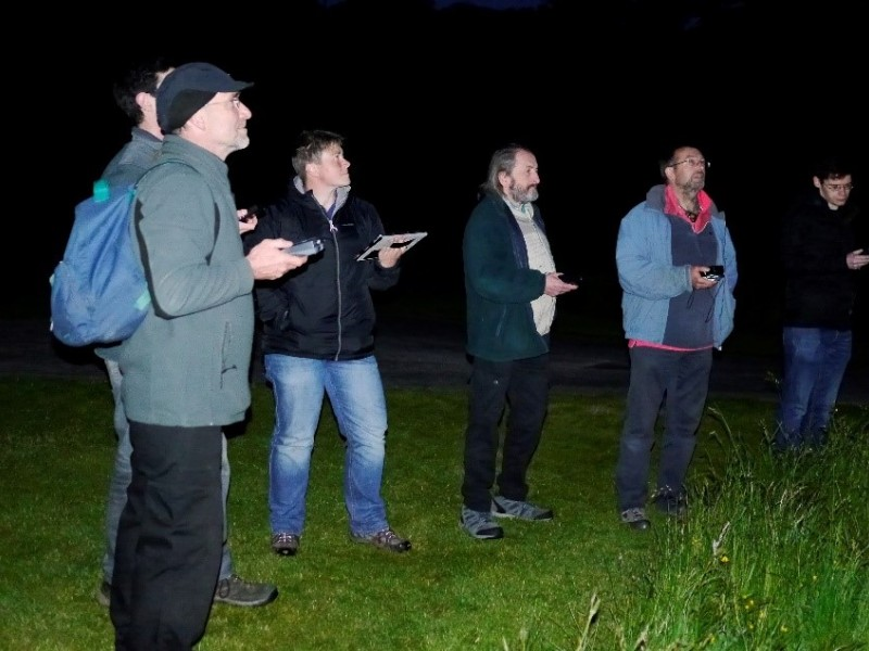 Bat Talk and Walk at Rosliston Forestry Centre